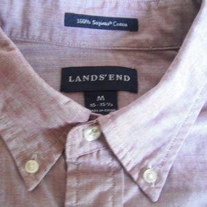Lands'End Long Sleeve Shirt